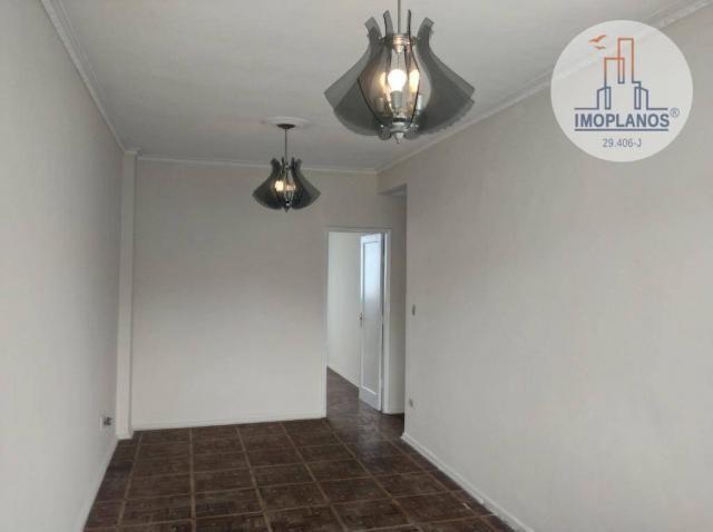 Apartamento à venda, 70 m² por R$ 280.000,00 - Boqueirão - Praia Grande/SP - Foto 3