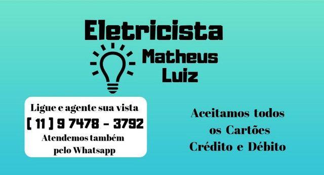Eletricista bairro do portão