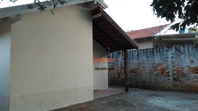 Casa com 2 dormitórios para alugar, 74 m² por R$ 800,00/mês - Conjunto Habitacional Ana Ja - Foto 2