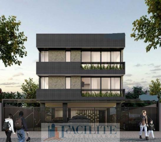 Apartamento à venda com 2 dormitórios em Bessa, João pessoa cod:22273
