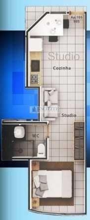 Apartamento à venda com 1 dormitórios em Miramar, João pessoa cod:21928 - Foto 4