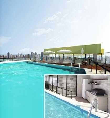 Apartamento à venda com 1 dormitórios em Miramar, João pessoa cod:21928 - Foto 5