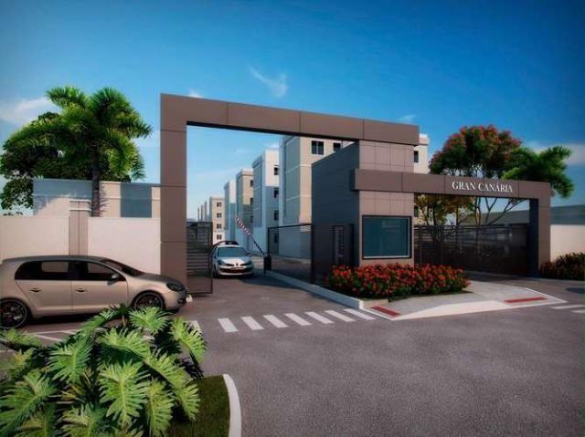 Gran Canária - Apartamento de 2 quartos em Goiânia, GO - ID3850 - Foto 2