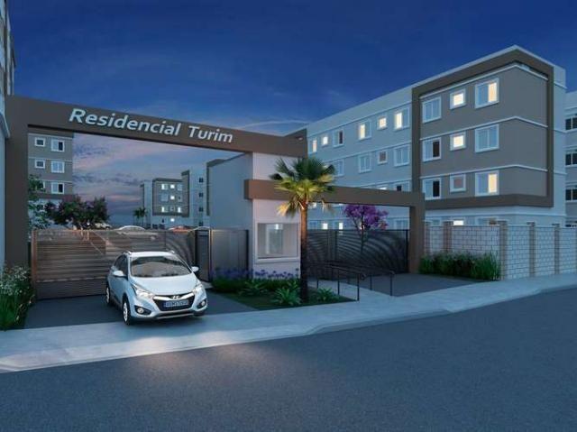 Residencial Turim - Apartamento 2 quartos em Uberaba, MG - ID3888