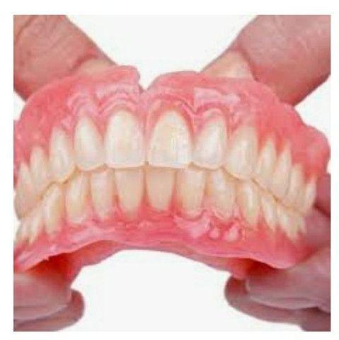 Ponte móvel ,dentadura ,ponte com grampo e protese de silicone ,a partir de 400 - Foto 3