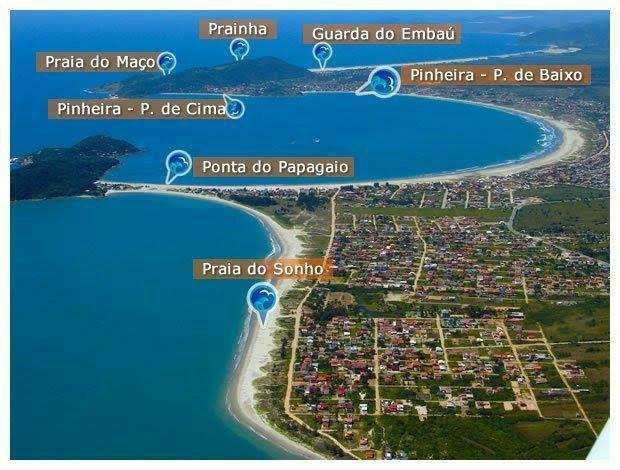 Casa Temporada  Praia do SONHO 200mts da Praia c/Net e SKY - Foto 12