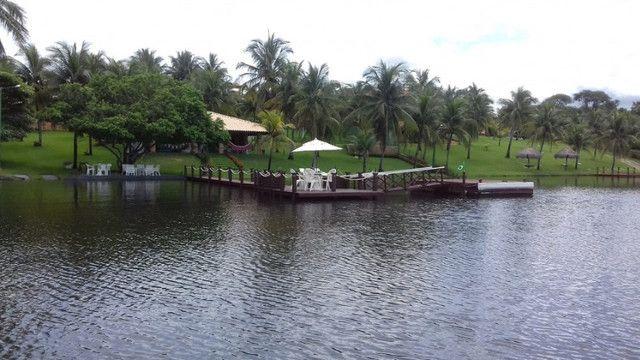 Casa na Lagoa do Uruaú, 17.500m² de área total, condomínio fechado, piscina - Foto 11