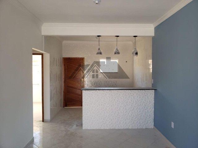 Casa de 02 quartos com área gourmet - Foto 11