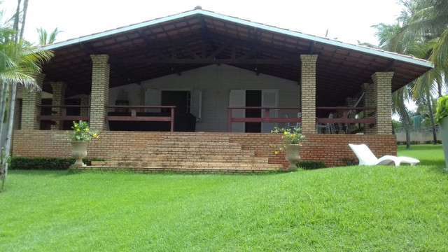 Casa na Lagoa do Uruaú, 17.500m² de área total, condomínio fechado, piscina - Foto 6