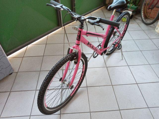 Bicicleta zero sem uso nova. - Foto 3