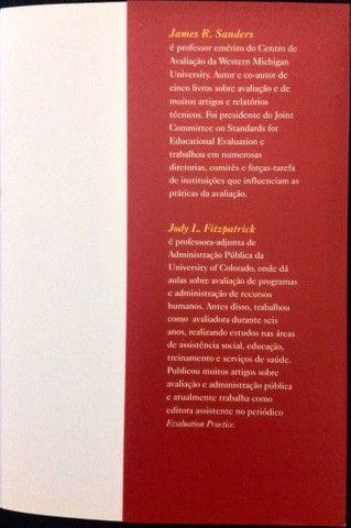 Livro Avaliação de Programas - Concepções e Práticas - Foto 4