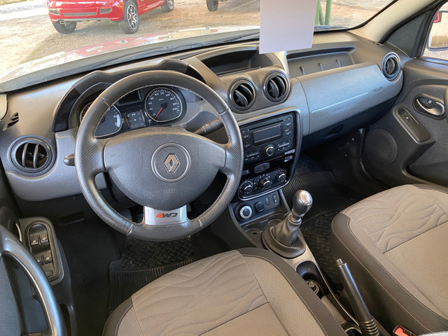 Renault Duster 4x4 2014 - Foto 10