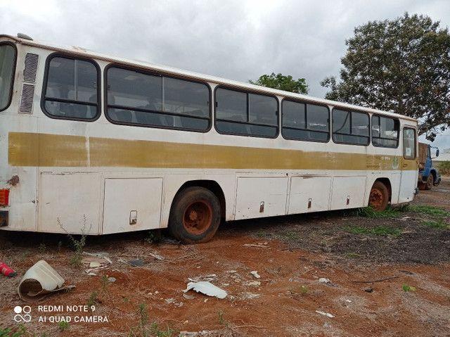 Vendo ônibus 364 Ano 83  - Foto 3