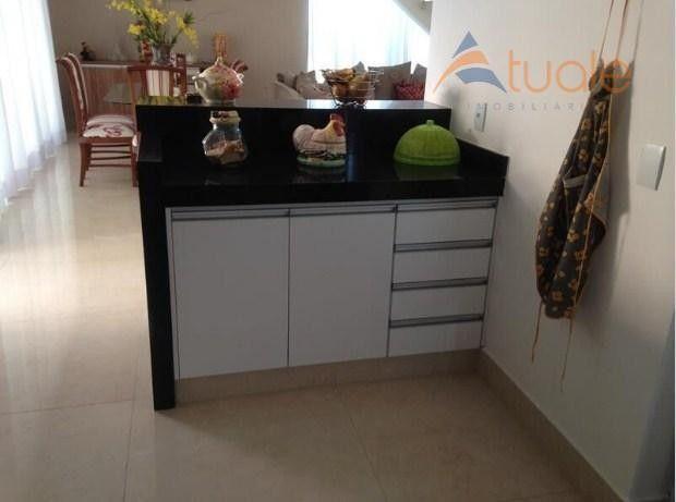 Casa com 3 dormitórios à venda, 260 m² por R$ 1.200.000,00 - Jardim Green Park Residence - - Foto 12