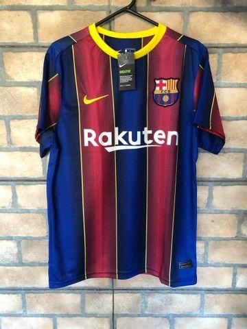 Camisas de time qualidade top de primeira linha semelhante a tailandesas - Foto 5