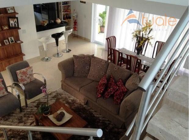 Casa com 3 dormitórios à venda, 260 m² por R$ 1.200.000,00 - Jardim Green Park Residence - - Foto 3