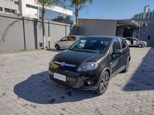 Fiat Palio Sporting 1.6 2016 Teto sola  40KM Versão blue edition