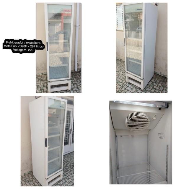 Refrigerador Expositor MetalFrio - VB28R - voltagem 220 - Foto 2