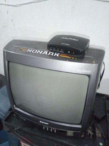 vendo TV e receptor leia com atenção? - Foto 3