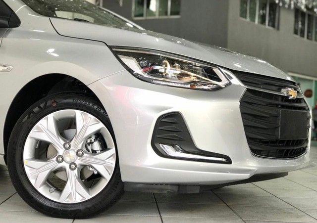 Vende-se este ônix turbo lindo - Foto 4
