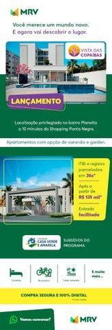 Vista das Copaíbas / Lançamento Apto. 2 QTS na Região do Planalto !