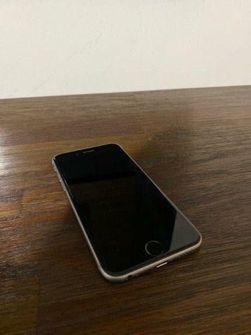 iPhone 6S 64gb. Preto c/Prata.