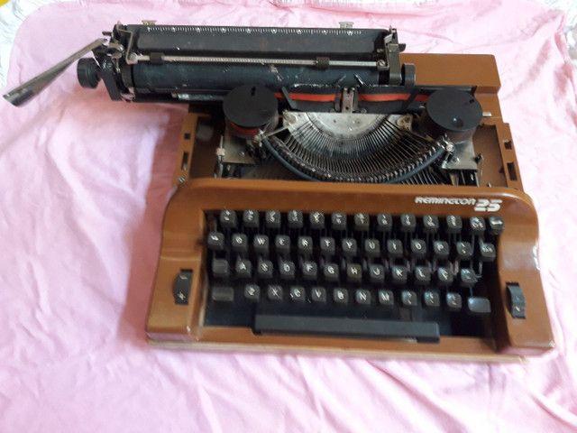 Máquina de escrever  - Foto 5