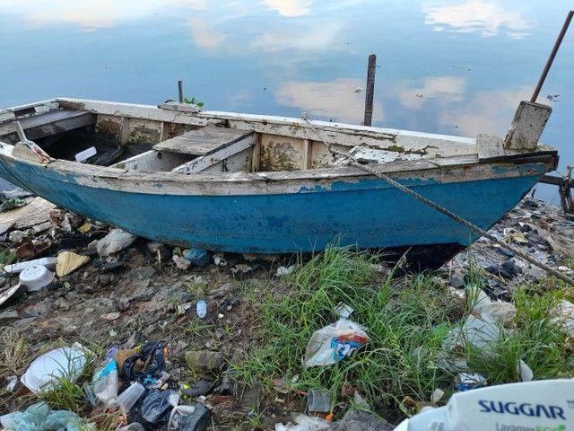 Barco com moto pra vender logo - Foto 2