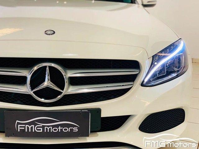 Mercedes-Benz C-180 1.6 TURBO FLEX 2016 - 46.000km - Foto 13