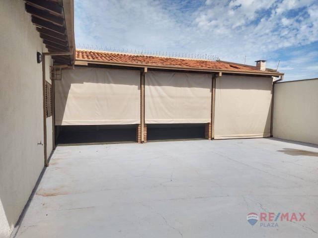 Casa com 4 dormitórios para alugar, 549 m² por R$ 2.800/mês - Jardim Tarraf II - São José  - Foto 14