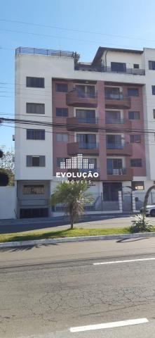 Apartamento à venda com 3 dormitórios em Capoeiras, Florianópolis cod:9915