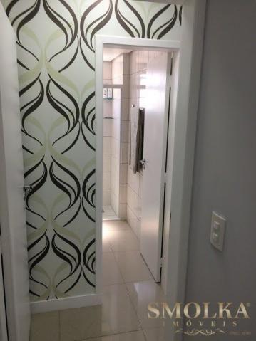 Apartamento à venda com 3 dormitórios em Estreito, Florianópolis cod:11492 - Foto 9