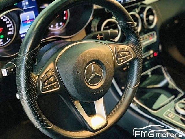 Mercedes-Benz C-180 1.6 TURBO FLEX 2016 - 46.000km - Foto 16
