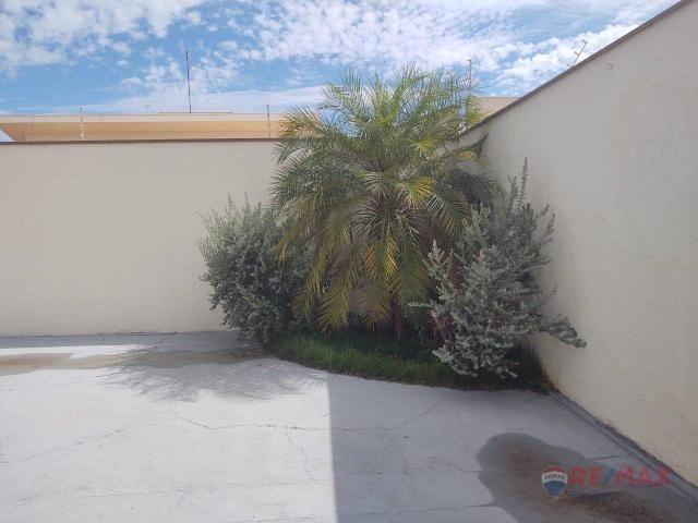 Casa com 4 dormitórios para alugar, 549 m² por R$ 2.800/mês - Jardim Tarraf II - São José