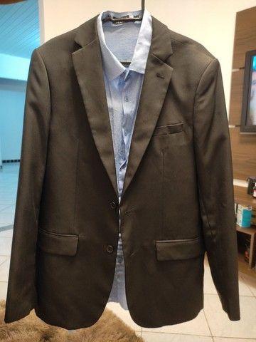 Vendo dois blazer Tam 46 Novinho  - Foto 4
