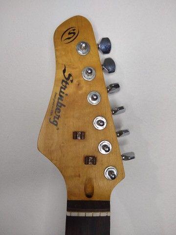 Guitarra Steinberg para tocar ou para decoração - Foto 2