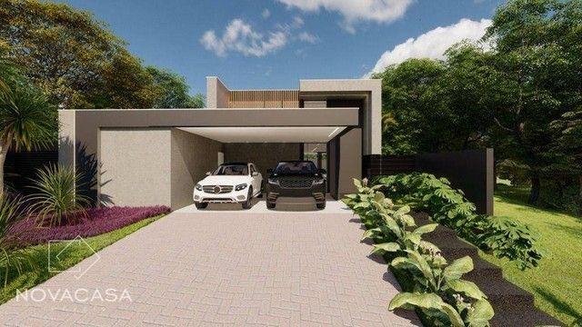 Casa com 4 dormitórios à venda, 318 m² por R$ 1.990.000,00 - Alphaville Lagoa dos Ingleses - Foto 2