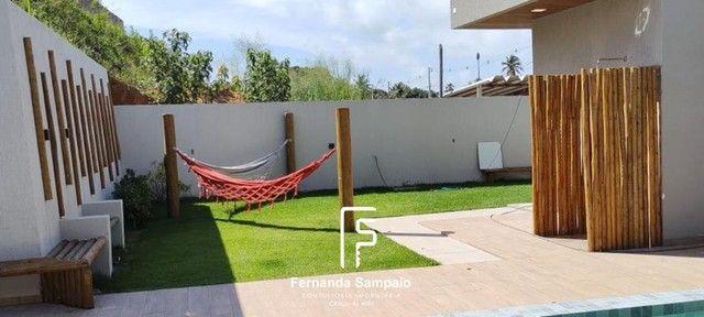 Casa  com 300 metros quadrados com 4 suítes em São Miguel dos Milagres - Foto 13