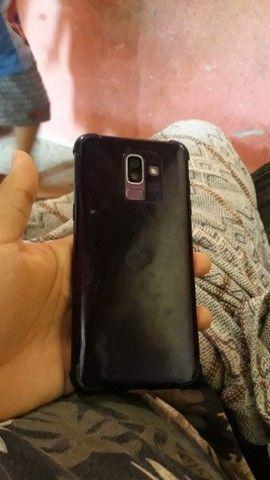 Samsung J8, pra trocar em outro melhor com volta minha! - Foto 3