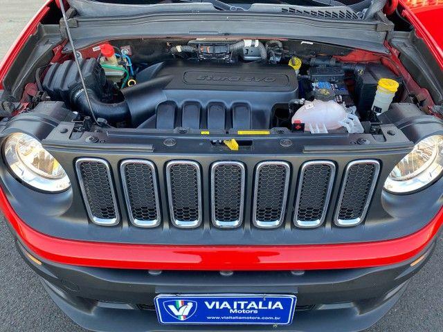 Renegade 1.8 Sport automático flex  - Foto 15