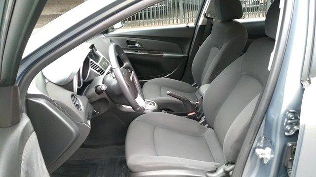 CRUZE 2011/2012 1.8 LT 16V FLEX 4P AUTOMÁTICO - Foto 7