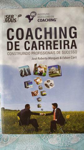 Livro Coaching De Carreira: Construindo Profissionais De Sucesso