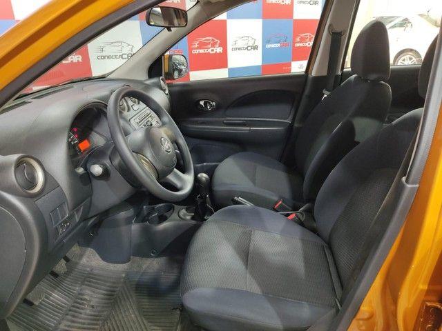 Nissan March 1.6 16V S (Flex) - Foto 10