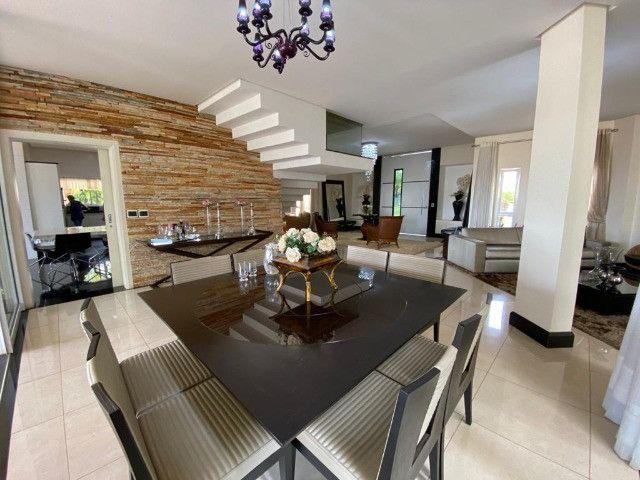 Mansão de 750m² no condomínio Alphaville ipês - Foto 10