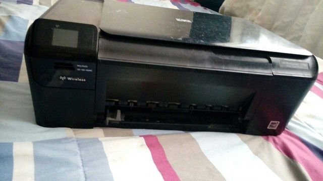 Impressora hp com wifi  - Foto 2