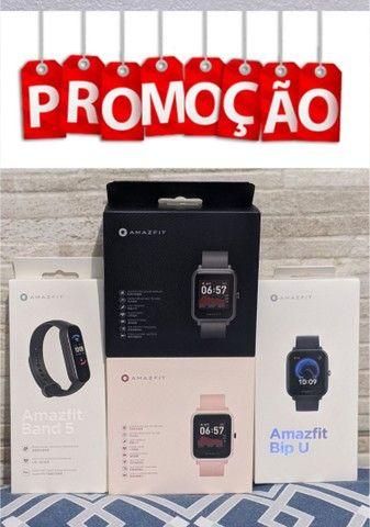 Promoção Smartwatch Amazfit a partir de R$199