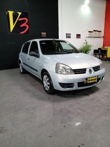 Renault Clio!!! Aceito trocas em motos - Foto 6