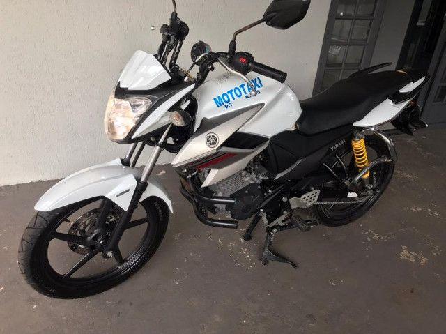 Pronta para Moto Taxi YS 150 Fazer SED