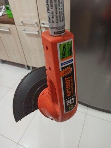 Cortador de grama aparador  - Foto 2