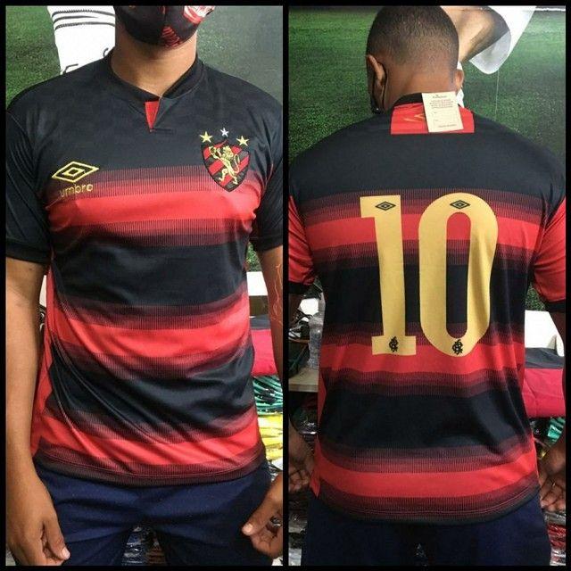 Camisas do sport. - Foto 3